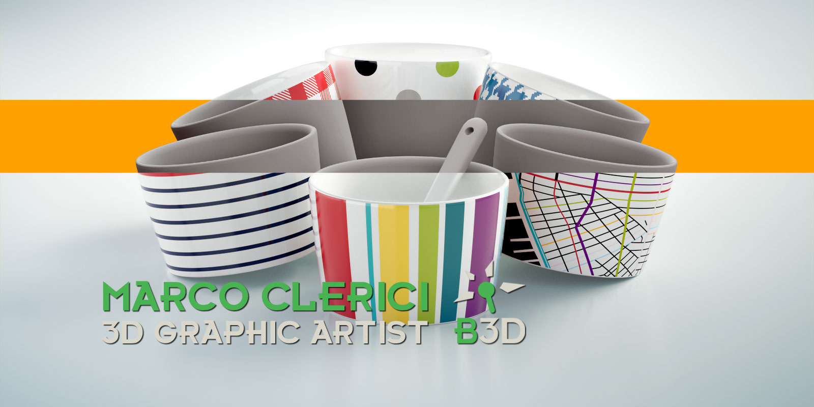 Liceo Artistico Michelangelo Como b3d – marco clerici portfolio - 3d artist portfolio